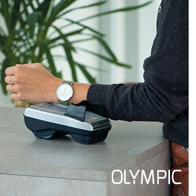 Olympic paywatch